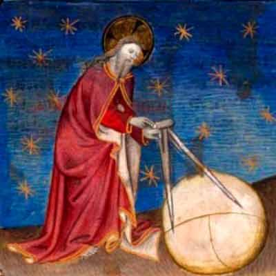 Arquitectura medieval como símbolo: Dios arquitecto