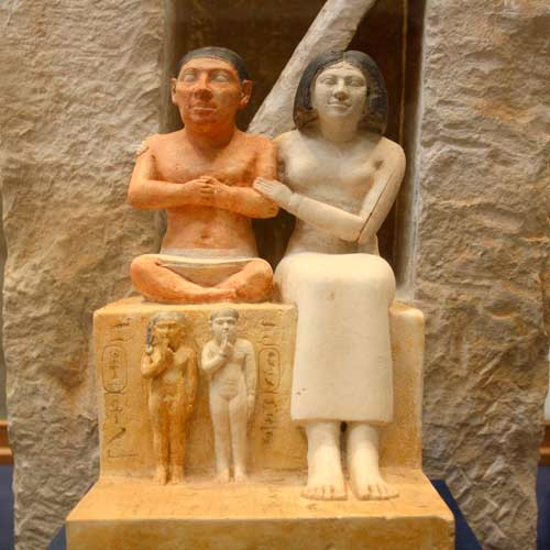 La Familia en el Antiguo Egipto