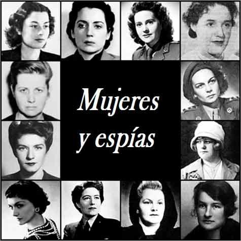 Mujeres y espías: el espionaje femenino durante la Segunda Guerra Mundial